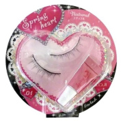 Koji Spring Heart False Eyelashes