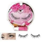 Koji Spring Heart False Eyelashes #13 Glamorous Long
