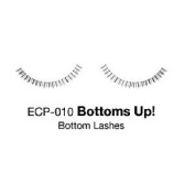 X-Gen Premium Lashes Bottom Only Lashes Bottoms Up!