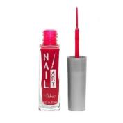 Nubar Nail Art Striper - Classic Red