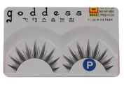 Sunku GODDESS EYELASH WITH GLUE P
