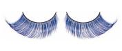 False long Eyelashes Blue/Lilac nr.534 Including free Adhesive