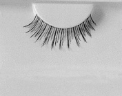 Costumes For All Occasions EA84 Eyelashes Black 503