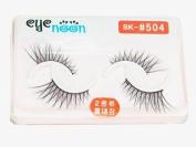 Sunku Eyenoon Eyelash With Glue #504
