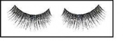 Xtended Beauty Eyelash DAZZLER STRIP LASHES W/ADHESIV X2100