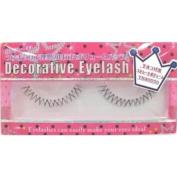 SHO-BI Decorative Eyelash   Eyelash   Straight Volume 1P Under Eyelash