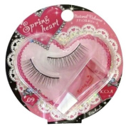 Koji Honpo Spring heart | Eyelash | 09 Natural Volume
