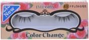 ELIZABETH Colour Change | Eyelash | Pro N 49 Natural