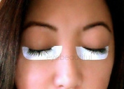 50 Pairs- Eyelash Extension Silk & Lint Free Under Eye Pad Stickers by Eye Beautiful