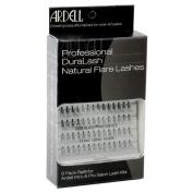 Ardell False Eyelashes 6 pack DuraLash Naturals Long Black Individual Lashes