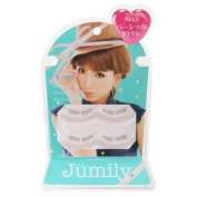 CELLA Jumily | Eyelash | No.5 Basic Eyes Decorative Under Eyelash 4P