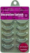SHO-BI Decorative Eyelash | Eyelash | Medium Long 5P
