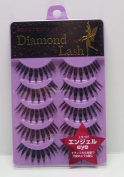 WAVE CORPORATION Diamond Lash | Eyelash | 2 Angel Eyes On Eyelashes 5P