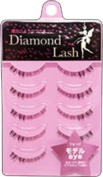 WAVE CORPORATION Diamond Lash | Eyelash | Model Eyes Under Eyelashes 5P