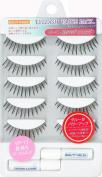 Muraki Beauty Nailer | Eyelash | Value Pack 5P w/Glue x2 VP-17 Medium Long