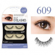 d.u.p | Eyelash | FURRY 609 2-Pairs