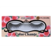 ELIZABETH Colour Change | Eyelash | Pro N 45 Natural