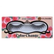 ELIZABETH Colour Change | Eyelash | Pro N 45 Natural