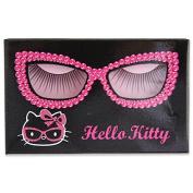 [Hello Kitty] false eyelashes Kitty glass Kitty series