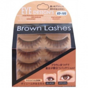 ANNEX JAPAN ANNEX | Eyelash | Eye Design's Brown Lash Mascara Look Brown 4-Pack ED-103