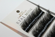 BLINK 100% Real Mink Fur Lashes C Curl 11mm for Eyelash Extension with Free iBeautiful Sample