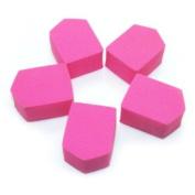 Pentagon sponge / Puff / Monolithic / Makeup Tools