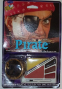 Pirate Halloween Makeup Kit