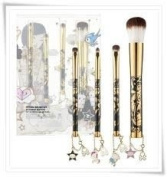 tokidoki 24 KARAT EDITION Pittura Brush Set, NEW