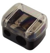 Fantasea 2-Way Pencil Sharpener