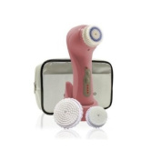 Nutra Sonic Essential Series PE8008P Face and Body Cleansing Brush Pink 4-speed