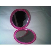 compact Mirror pink cosmetic