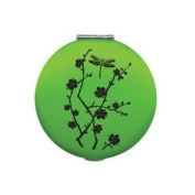 2325 Compact Mirror - Natural Elements - Lime Blossom
