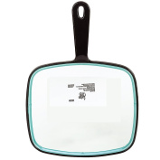 Salon Care 20.3cm x 19.1cm Extra Large Hand Mirror