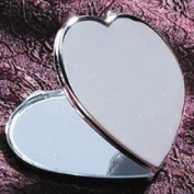 Godinger HEART SHAPED COMPACT