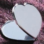 Godinger HEART SHAPED COMPACT