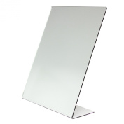 Sax Free-Standing and Single-Sided Self-Portrait Mirror - 21.6cm x 27.9cm