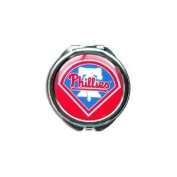 Philadelphia Phillies Compact Mirror Mlb