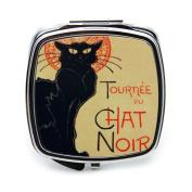 Tournee du Chat Noir Compact Mirror