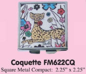 Coquette Mirror Compact by Fluff