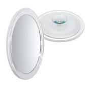 Brandon Femme 5X Suction Cup Mirror. 15.2cm
