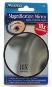 Swissco Mirror Magnifying with Suction Cup 10X