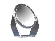 C.R. LAURENCE ZZV06 CRL 15.9cm Swivel Mirror with 5X and 1X Optics