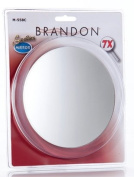 Brandon Femme 7X Magnifying Mirror w/ suction cup 15.2cm Clam Shell
