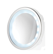 Danielle Creations Wall Mountable Mirror with LED Light.
