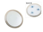Rucci 10x Magnification Acrylic No.3 Suction Cup Mirror
