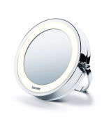 Beurer BS59 Illuminated Cosmetics Mirror - Battery Operated