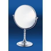 Bath Boutique Virtue Mirror, Chrome