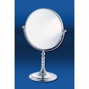 Bath Boutique Virtue Mirror, Chrome