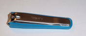 Solingen Germany Nail Clippers with CUT Nail Catcher 6 Cm Nippes Blue. 556 E Nice