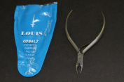 Louis Cobalt Cuticle Nipper, Made in France, No. 12